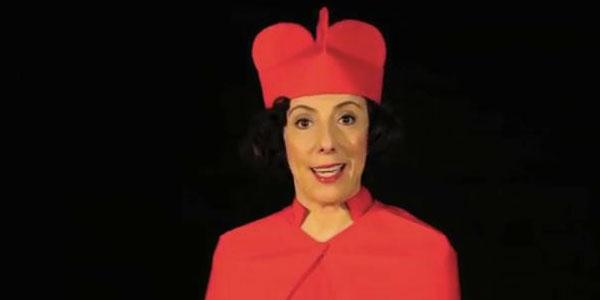 Una donna cardinale